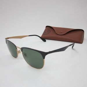 RayBan RB3538 187/9A Unisex Sunglasses/OLL812